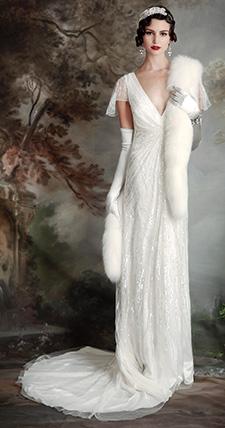 Vintage vjenčanice