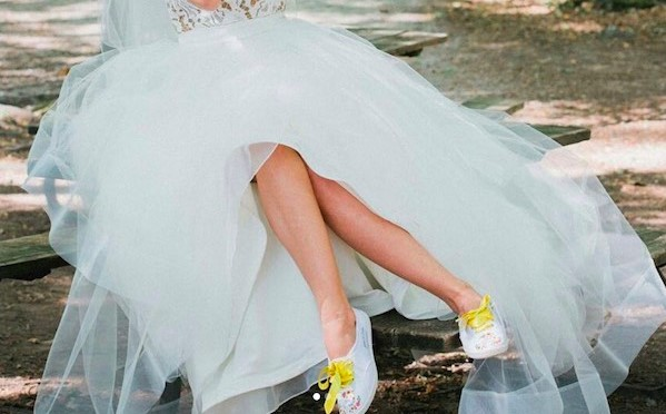 Kako odabrati tenisice za vjenčanje?