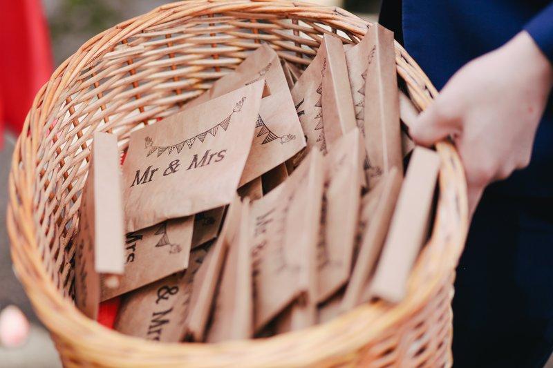 Pokloni za goste na vjenčanju