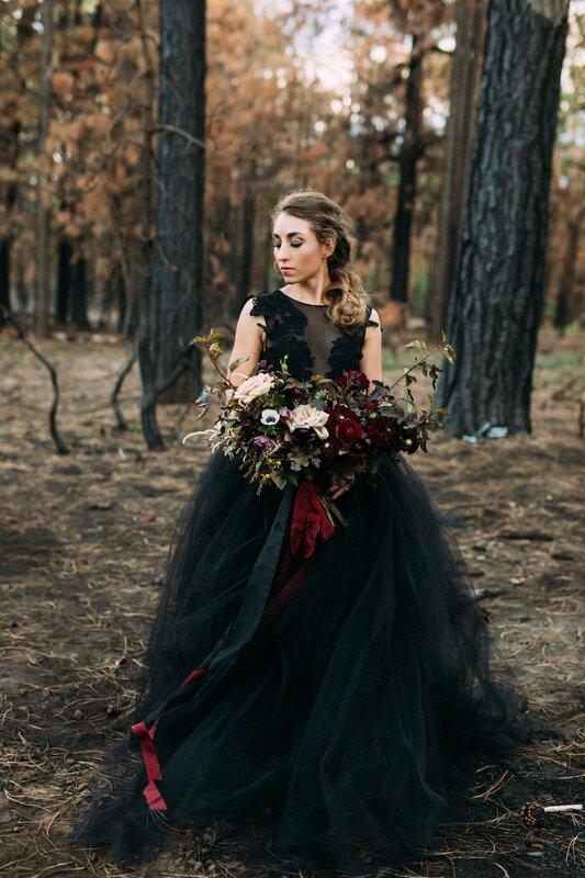 Crna vjenčanica - da ili ne