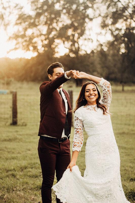 Vjenčanice dugih rukava - hit među mladenkama