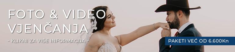 Je li dovoljno angažirati jednog fotografa i jednog snimatelja za vjenčanje