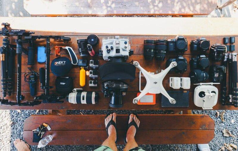 Dan prije vjenčanja - iz perspektive fotografa