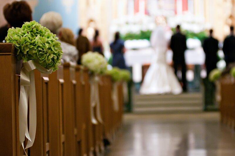 Savjeti snimatelja za mladence - kako se ponašati pred kamerama u crkvi