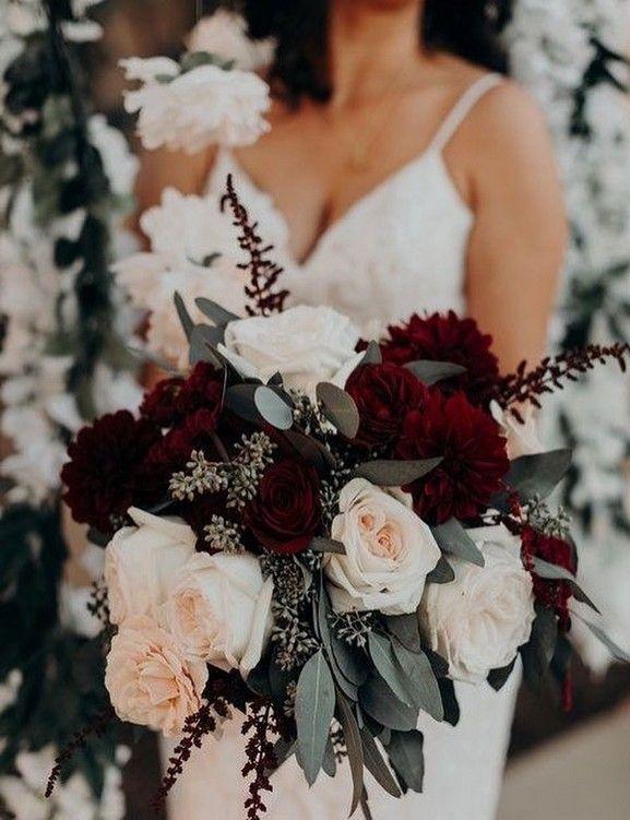 Najljepši buketi za jesensko vjenčanje