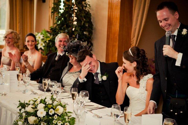 Kako se pripremiti za govor na vjenčanju