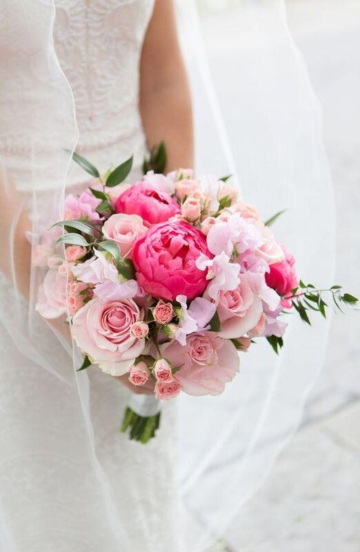 Buketi za vjenčanje