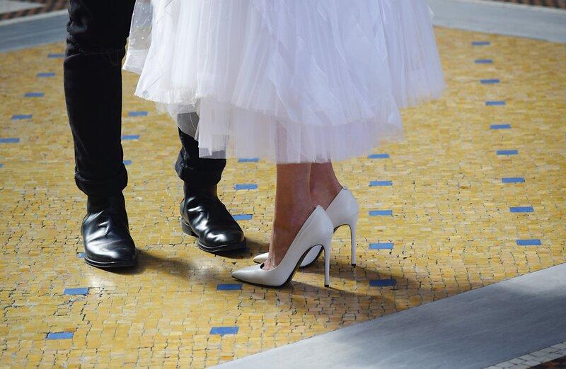 Cipele za vjenčanje