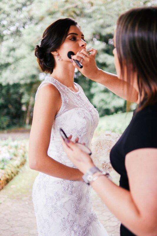 Šminka za vjenčanje - kako odabrati pravog vizažista?