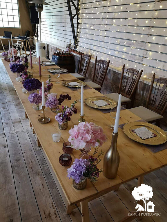 Fotografiranje vjenčanja u Velikoj Gorici - Ranch Kurilovec