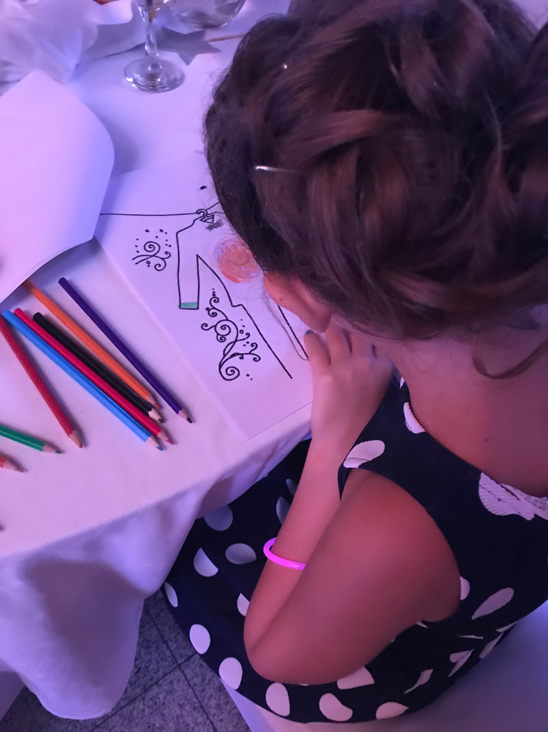 Animacija djece na vjenčanjima - Little Stars by Nina