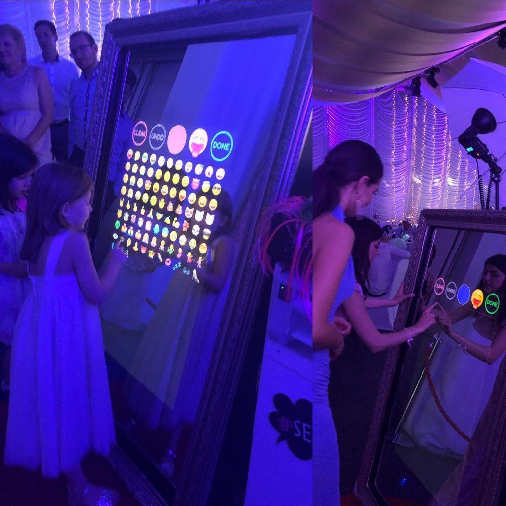 Fotografiranje vjenčanja - photo booth